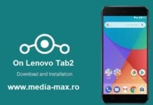 How to flash TWRP recovery on Lenovo TAB 2 (TB2-30F)