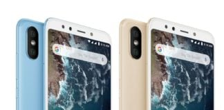 Xiaomi MI A2 update to Android 9