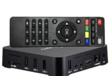 Review TV BOX MXQ PRO 4K