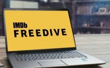 IMDB Freedive - new online free streaming service