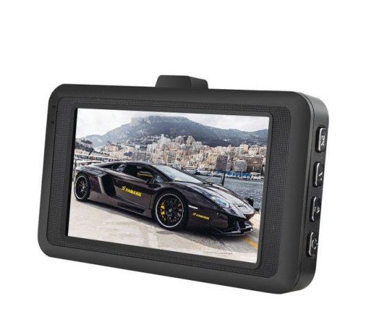 Car dashboard camera Novatek T616 - hands-on review