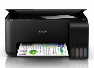 Error reset Epson printer - Ink pad is at the end of its service life