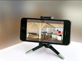 How to turn your mobile phone into a PC webcam1