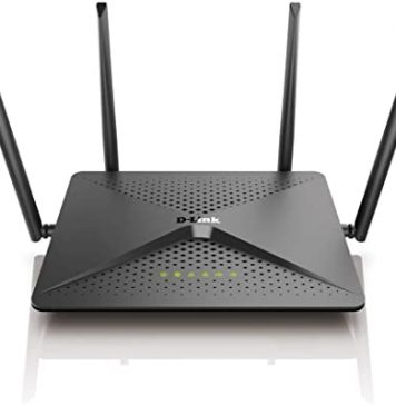 Install and configure D-Link DIR-882 AC2600 router