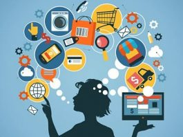 The internet and consumer trend